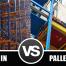 Pallet Shuttle vs Drive-In